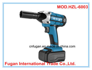 Electric Cordless Impact Wrench 20.5V (HZL-6003)