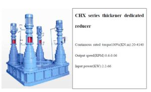 Chx Series Thickener Dedicated Reducer pictures & photos