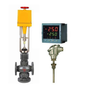 Electric Temperature Control Valve pictures & photos
