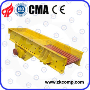 High Efficiency Vibrating Feeder Used for Mine Plant pictures & photos