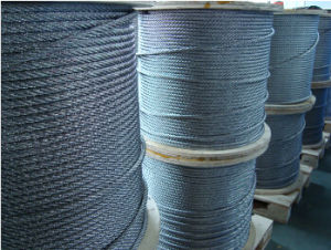 Factory Steel Wire Rope (stainless steel) pictures & photos