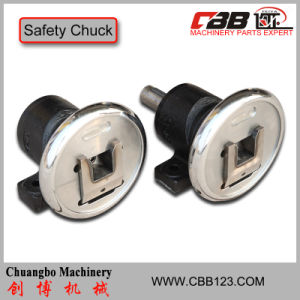 Flange Mount Type Safety Chucks for Shaft pictures & photos
