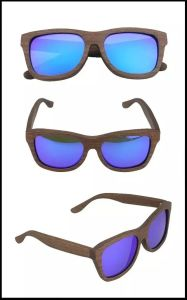 Fashion High Quality Popular Wooden Sunglasses pictures & photos