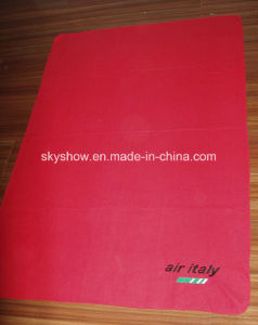 Embroidered Airline Blanket (SSB0150) pictures & photos