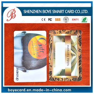 Plastic Business with Barcode Card pictures & photos