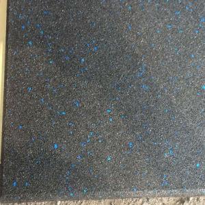 Kindergarten Rubber Mat, Sports Rubber Flooring, Gym Rubber Flooring Playground Rubber Flooring pictures & photos