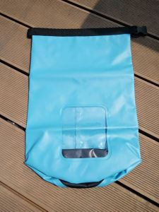 Eco Friendly Outdoor Waterproof Floating Dry Bag with Transparent Window