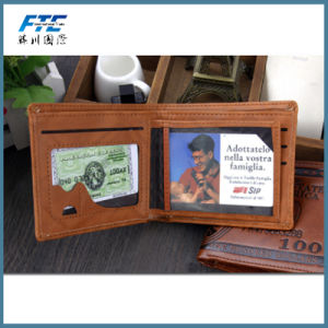 Top Quality Brand Leather Magic Wallet pictures & photos