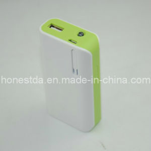 Portable Power Bank 5600mAh with LED Flashlight pictures & photos