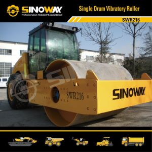 16 Ton Hydraulic Single Drum Road Roller pictures & photos