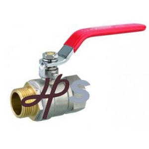 Brass Ball Valve with Female and Male Thread pictures & photos