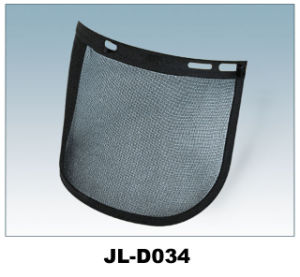 Steel Mesh Faceh Shield Visor, CE pictures & photos