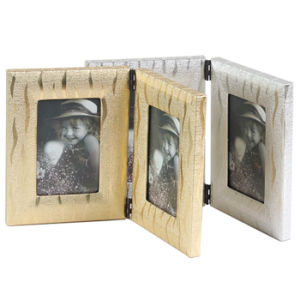 MDF Photo Frame Double Viewer Crafts Gh Frame/Double Folding MDF Frame