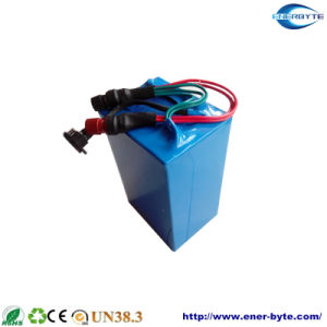 Deep Cycle Ifr 26650 4s4p 12V 20ah LiFePO4 Battery Pack for Electric Vehicle pictures & photos
