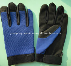 Profession Mechanic′s Cut Protection Gloves pictures & photos