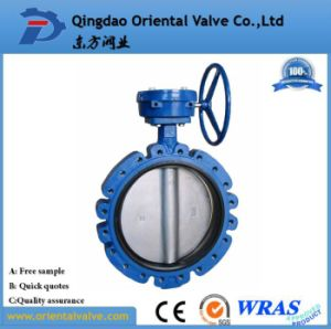 Flange Type Expansion Butterfly Valve Factory Price pictures & photos