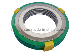 Ningbo Rilson Sealing Asme B16.20 Spiral Wound Gasket Ss316 Graphite pictures & photos