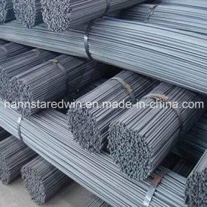 ASTM A615 Grade 60 Reinforcing Steel Deformed Bars From Hannstar Company pictures & photos