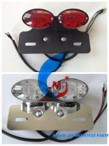 Motorcycle Parts Tail Lamp of LED pictures & photos
