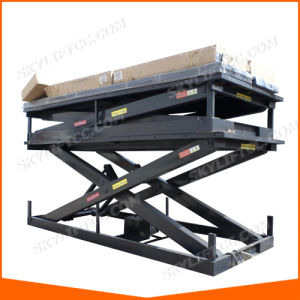 1000kg Hydraulic Mini Scissor Lift Table pictures & photos