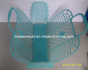 Plastic Basket Mould, Plastic Inejction Basket Mold (MELEE MOULD -251) pictures & photos