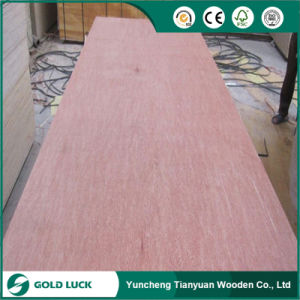 Wholesale Okoume Plywood for Furniture Commercial Plywood From Shandong Linyi pictures & photos