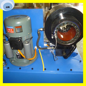 Premium Quality 1/4 Inch to 2 Inch 4sp/4sh Hydraulic Hose Crimping Machine pictures & photos