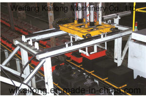 Automatic Horizontal Flaskless Moulding Line