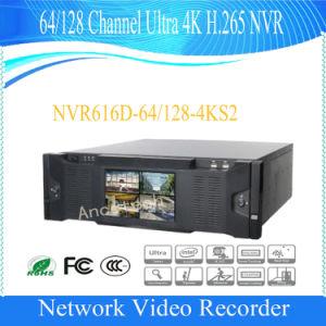 Dahua 128 Channel Ultra 4k H. 265 Surveillance NVR (NVR616D-128-4KS2) pictures & photos