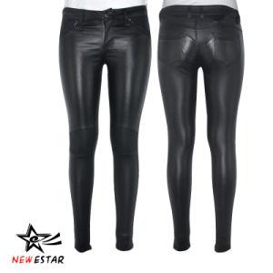 Fashion Sexy Coating Women Pants Trousers