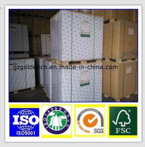 Virgin Wood Pulp Cardboard Paper Folding Box Board / Grey Cardboard Paper/Ivory Board pictures & photos