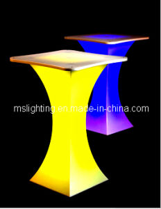 LED Cocktail Table / LED Furniture pictures & photos