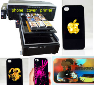 Phone Case Printer Flatbed Printer /Cell Phone Case Cover Flatbed Printer (UN-SO-MN101E) pictures & photos
