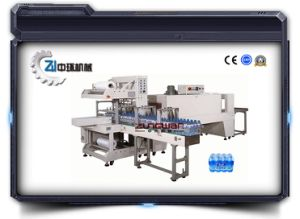 Auto (PE) Shrink Packager (ST-6030A+SM-6040) pictures & photos