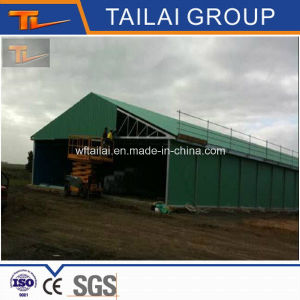 Light Steel Structure Brolier Chicken Shed