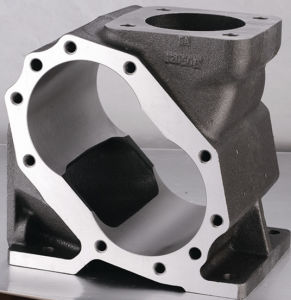 Customized Ductile Sand Casting for Gear Pump pictures & photos