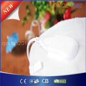 Polyester Detachable Controller for Washing Electric Heating Blanket pictures & photos