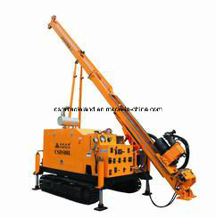 Full-Hydraulic Crawer Mounted Diamond Drilling Rig (CSD500L) pictures & photos