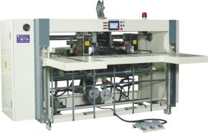 PLC Controlled Automatic Nailing Machine for Corrugated Carton