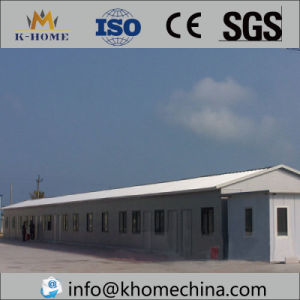 Green Designed Prefabricated House Steel Frame Homes pictures & photos
