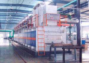 Assembled Type Top Blowing Countercurrent Steel Wire Direct Fired Furnace