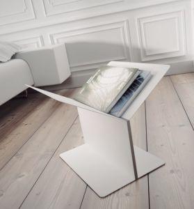 Uispair Decorative Newspaper Magazine Rack Book Stand pictures & photos