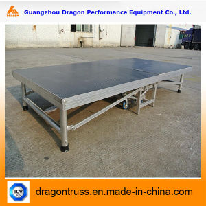 Portable Stage, Collapsible Stage pictures & photos