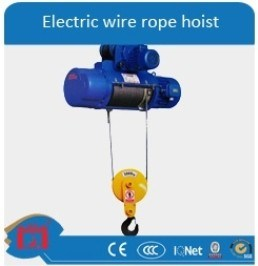 1t 2t 3t 5t Electric Wire Rope Hoist pictures & photos