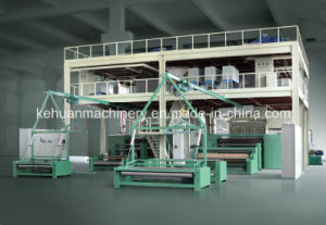 2.4m Three Beam Production Line for PP Spun Bond Non Woven Machine pictures & photos