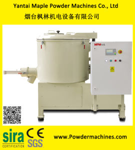 Powder Coating on-Line Container Mixer with Automatic Dust Vacuum pictures & photos