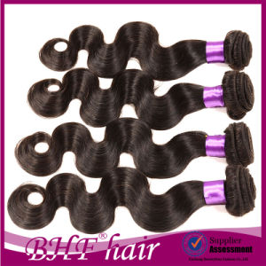 8A Mink Brazilian Virgin Hair Closure 4 Bundles Brazilian Body Wave with Closure Brazilian Human Hair Lace Closure with Weave pictures & photos