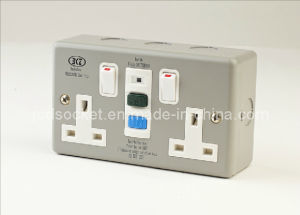 RCD Wall Switch, BS Standard pictures & photos