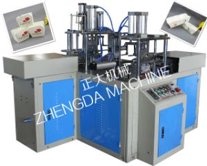 2014 Full-Automatic Paper Cake Box Machine