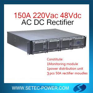 48V 150AMP Telecom Modular Rectifier pictures & photos